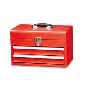 Metal Garage Portable Organizer Tool Box Storage Chest