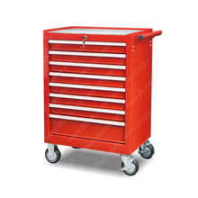 27 in Professional Metal Tool Storage Cabinet