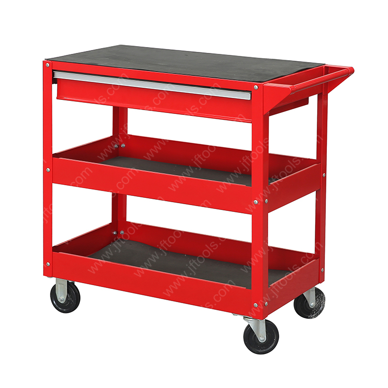 Folding Mobile Shop Roll Around Tool Cart