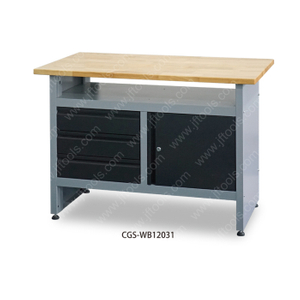 Building Garage Mechanics Workbench Kit