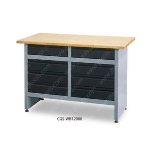 Best Garage Stainless Steel Workshop Workbench
